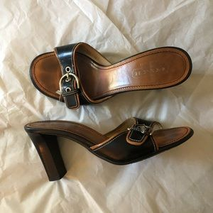 Coach leather Daryn shoes